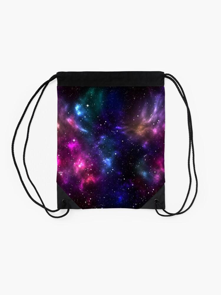 Alternate view of Stardust Drawstring Bag