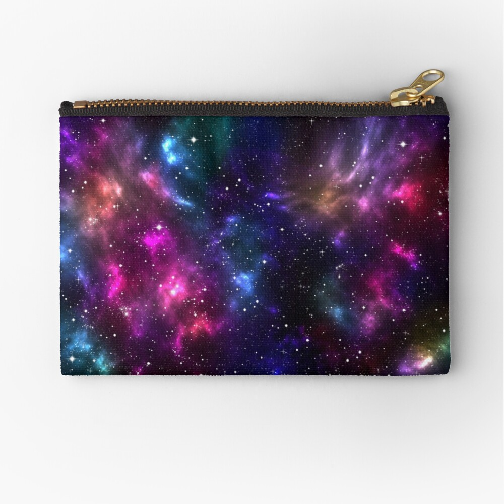 Stardust Zipper Pouch