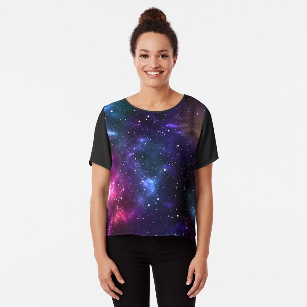 Stardust Chiffon Top