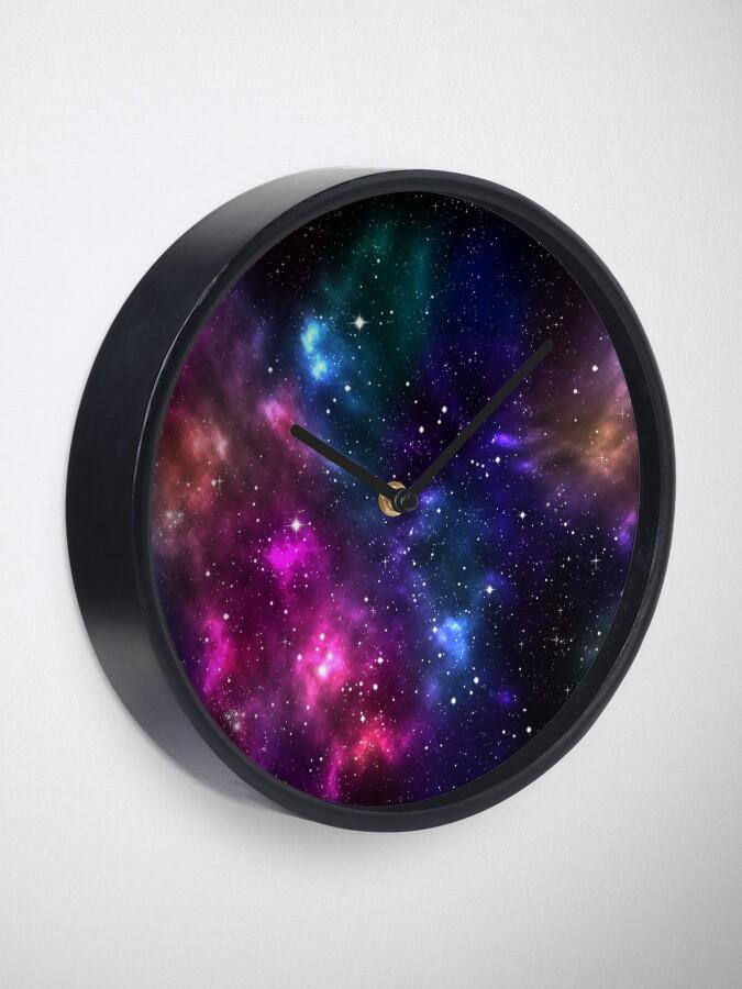 Alternate view of Stardust Clock