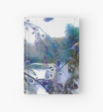 Spring Forest Hardcover Journal