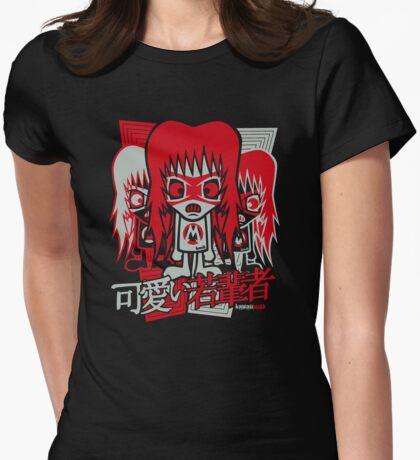 Metal Mascot Stencil T-Shirt