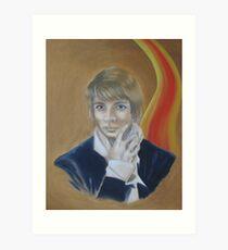Rudolph Nureyev Art Print