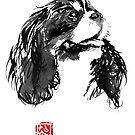 cavalier king charles by pechane