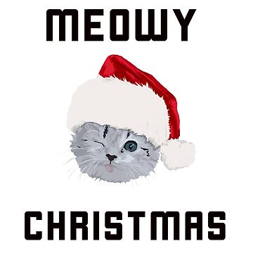 Meowy Christmas by Penguin86