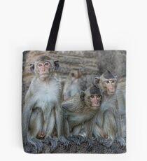 Three Muskateers Tote Bag