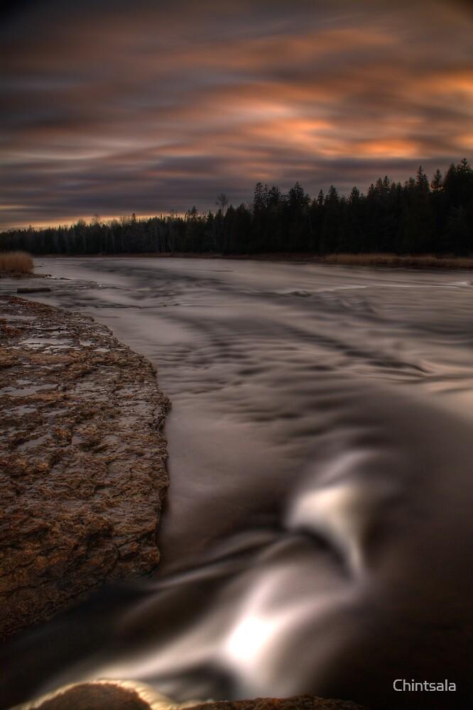Lucky Sunset by Chintsala