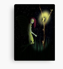 Fairy Warrior Canvas Print
