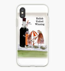 27 Relish Sheffield United Winning iPhone Case