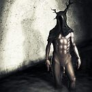 Standing Male. by Dull