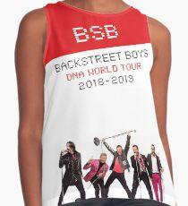 BACKSTREETBOYS DNA WORLD TOUR Contrast Tank