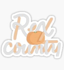 orange music artist  Sticker