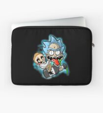 Rick And Morty Juice Ride Laptop Sleeve