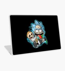 Rick And Morty Juice Ride Laptop Skin