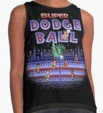 Super Ball Dodge Contrast Tank