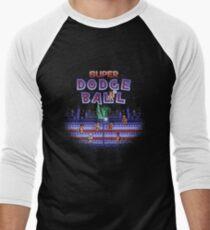 Super Ball Dodge Men's Baseball ¾ T-Shirt