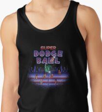 Super Ball Dodge Men's Tank Top