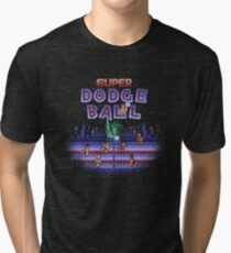 Super Ball Dodge Tri-blend T-Shirt