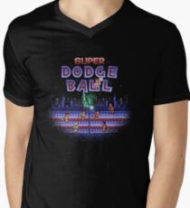 Super Ball Dodge Men's V-Neck T-Shirt