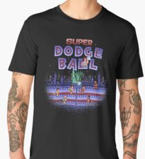 Super Ball Dodge Men's Premium T-Shirt