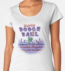 Super Ball Dodge Women's Premium T-Shirt