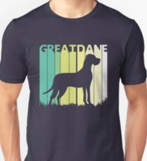 Cute Great Dane Silhouette Unisex T-Shirt