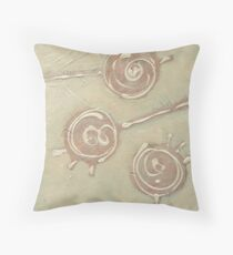 Searching for Direction Throw Pillow