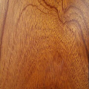 I Feel Woody, Oh So Woody!! (Wood Grain #1) - Man Cave by TheJoanofArt