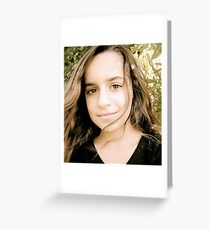 Natalie Greeting Card