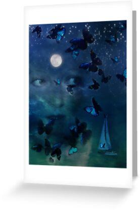 I Travel Far & Wide When I Dream by Elizabeth Burton