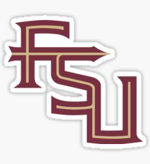 FSU Sticker Sticker