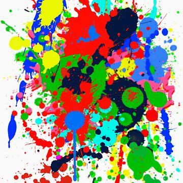 Splat by mgurdus