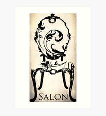 Salon de Paris Art Print
