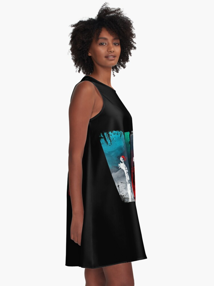 Alternate view of What's your power? A-Line Dress