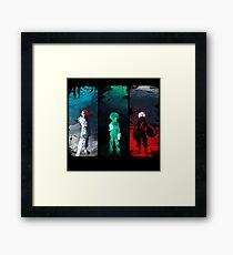 What's your power? Framed Print