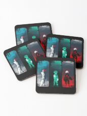 What's your power? Coasters