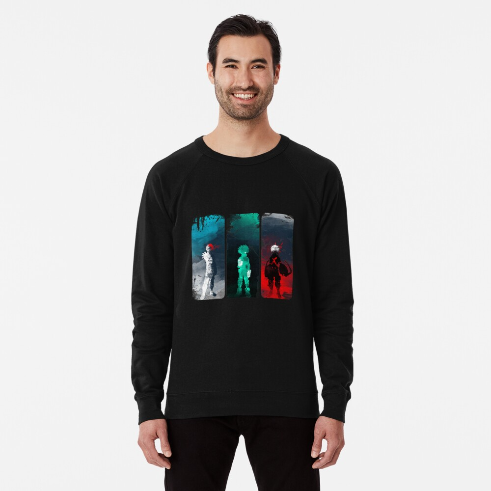 What's your power? Lightweight Sweatshirt