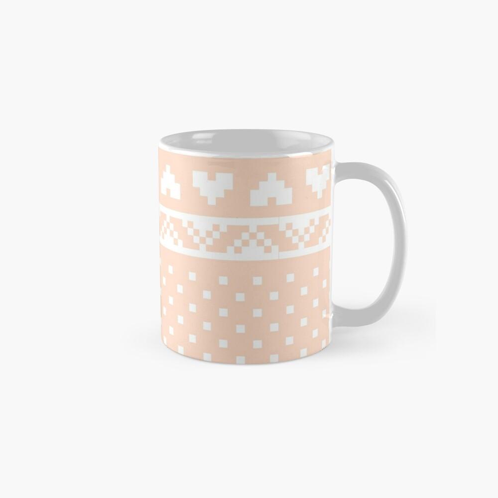 Pink christmas Classic Mug