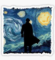 Stars over Reichenbach Sticker