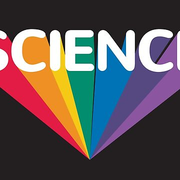 Science rainbow by renduh