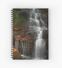 Triassic Spiral Notebook