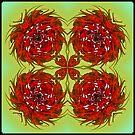 Xmas Roses by Martilena