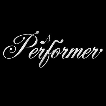 Vintage Performer Silver color by barminam