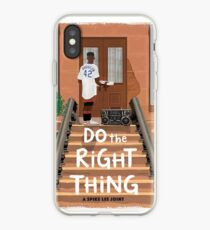 half off cc01b 73f32 Do The Right Thing iPhone cases & covers for XS/XS Max, XR ...