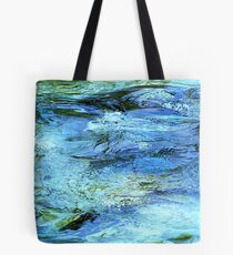 Blue water - Ammer Tote Bag