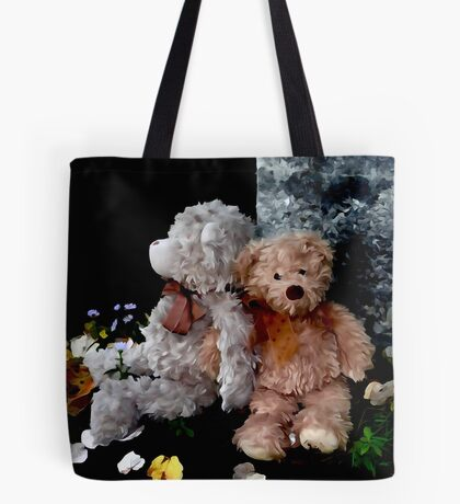 Teddy Bear Buddies Tote Bag