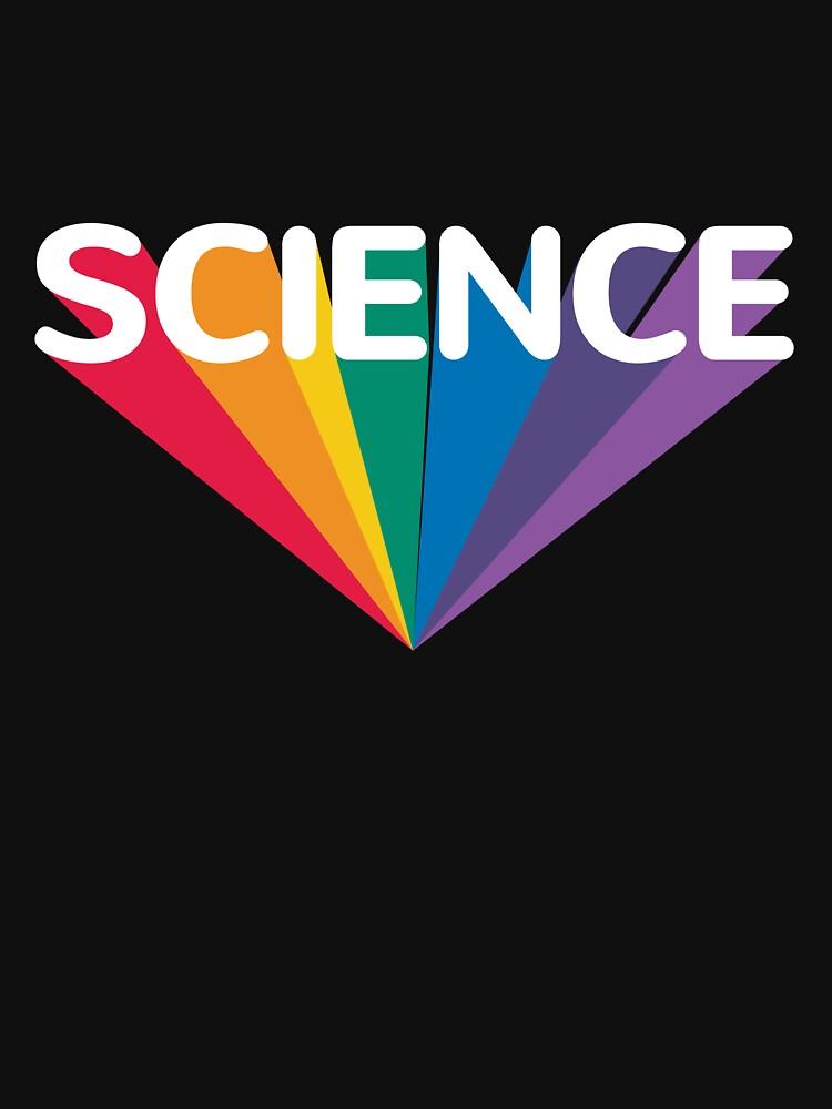 Science rainbow by renduh