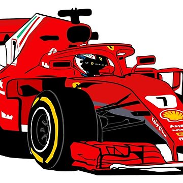 Formula 1 - Raikkonen by Port-Stevens