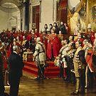 Kaiser Wilhelm II at Opening of Parliament 1888 by edsimoneit