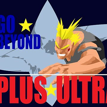 Go Beyond – Plus Ultra by NibblesGameOver